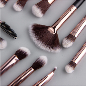 Beauty Bliss™ Luxury Makeup Brushes Set of 12 - BeautyBliss