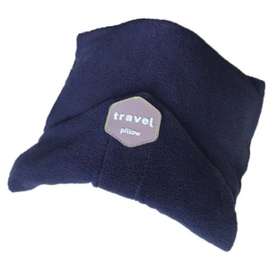 Beauty Bliss™  Scarf Travel Pillow - BeautyBliss, travel scarf, comfy travel pillow, unique travel pillow