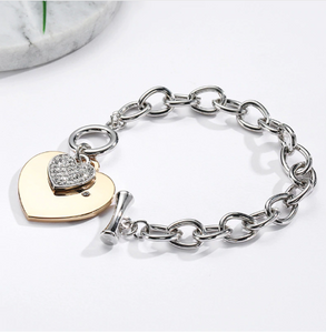 Beauty Bliss™ Love Charm Bracelet - BeautyBliss