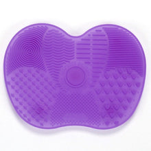 Load image into Gallery viewer, Beauty Bliss™ Silicone Makeup Brush Mat - BeautyBliss