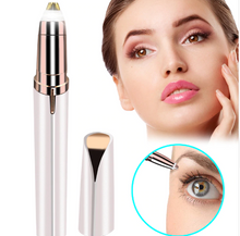 Load image into Gallery viewer, Beauty Bliss™ Mini Eyebrow Shaver White - BeautyBliss