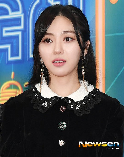 FNC announces the departure of AOA's Mina