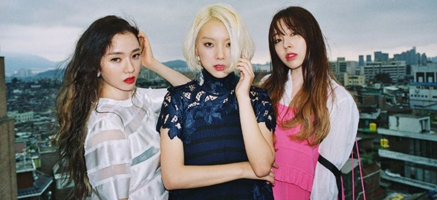 Ladies' Code are back on the scene after a three-year hiatus