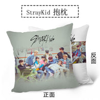 STRAY KIDS Double-Side HD Printing Cushion
