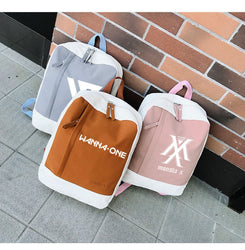 BTS, Exo, Got7, Wanna One, Twice, Monsta X, Seventeen and Blackpink Sac A Dos (Backpack)
