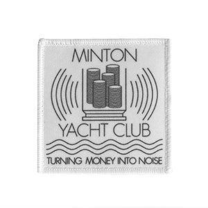 "MINTON Yacht Club Morale Patch (3x3"")"