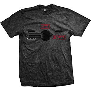 Model 416 Fire Selector Switch T-Shirt (TriBlack)