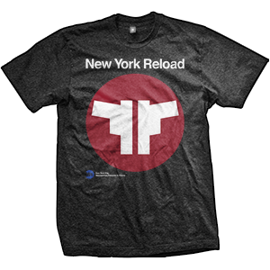 New York Reload T-Shirt (TriBlack)