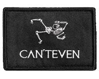 "CAN'T EVEN Morale Patch (2x3"")"