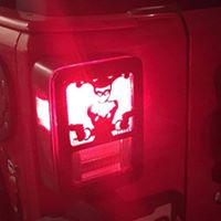 Custom Tail Light Guard Set (JK/JKU)