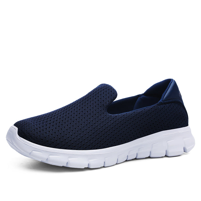 Navy Soft Slip On (4689190781015)