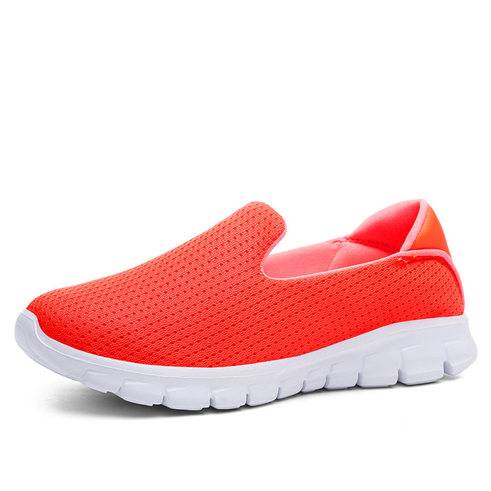 Orange Soft Full Cover Slip On (4688952590423)