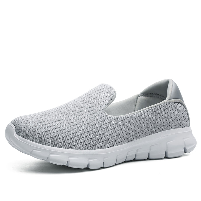 Grey Soft Full Cover Slip On (4688937746519)