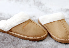 Load image into Gallery viewer, Khaki Misheng Slippers (3945352331351)
