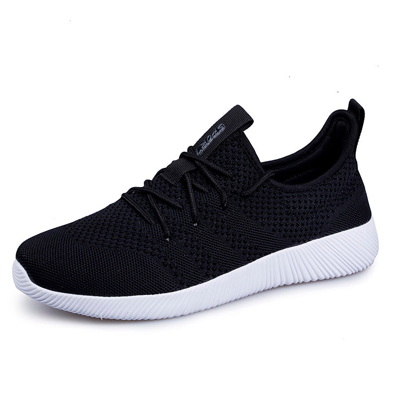 Black Fit Me Trainers (3443080101988)