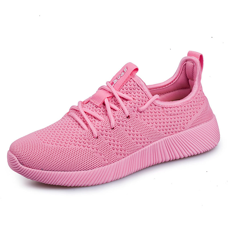 Pink Fit Me Trainers (3443068174436)