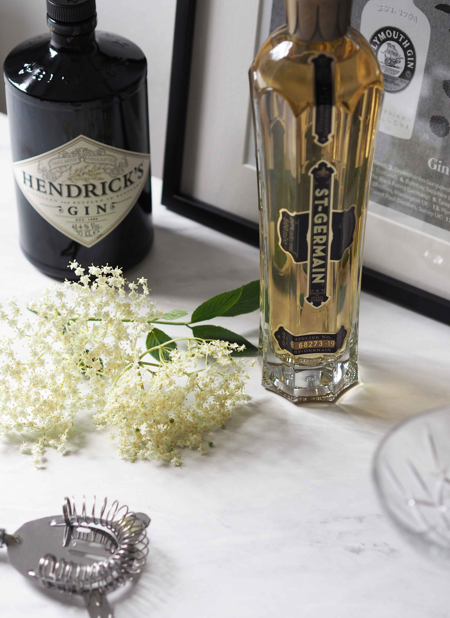 Cucumber Gin Gimlet - The Collective Press