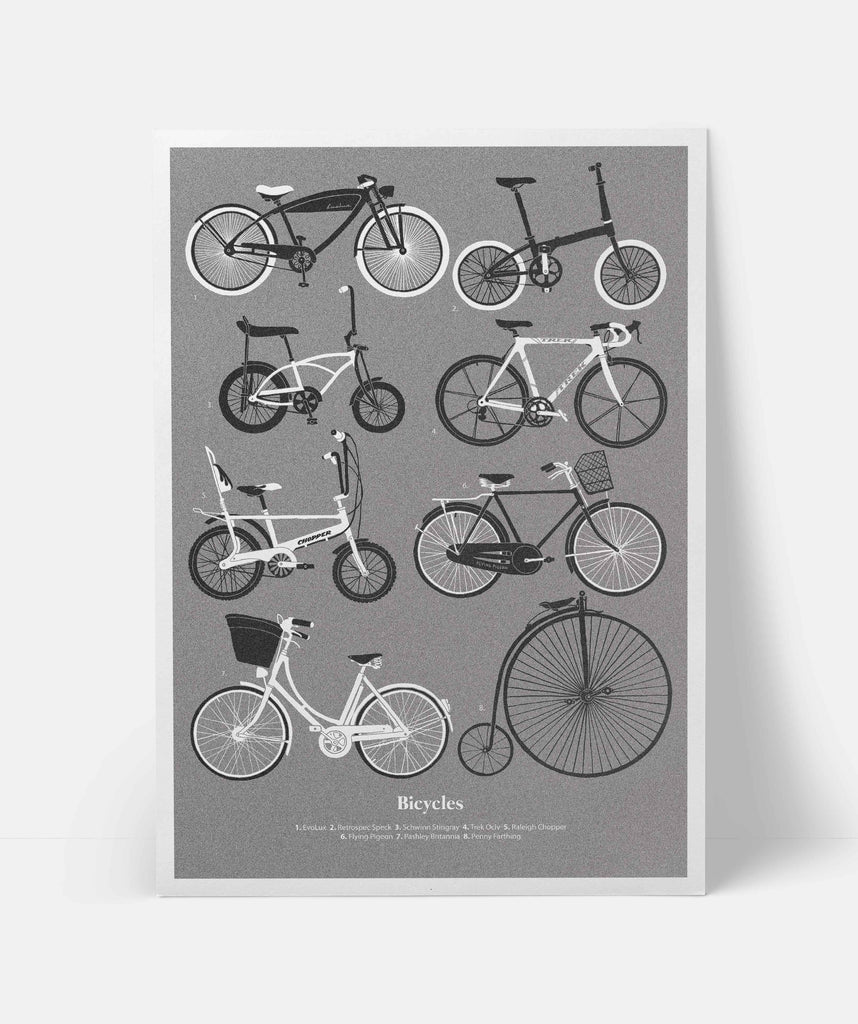 Bicycles - The Collective Press