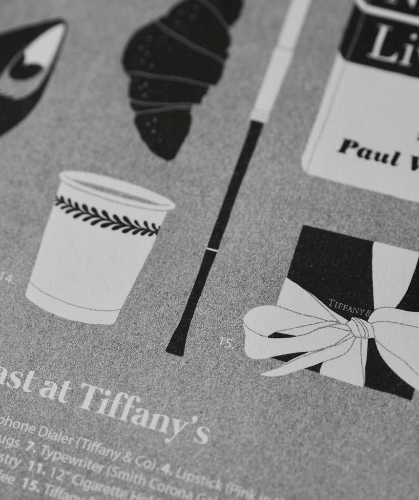 Breakfast at Tiffany's - The Collective Press