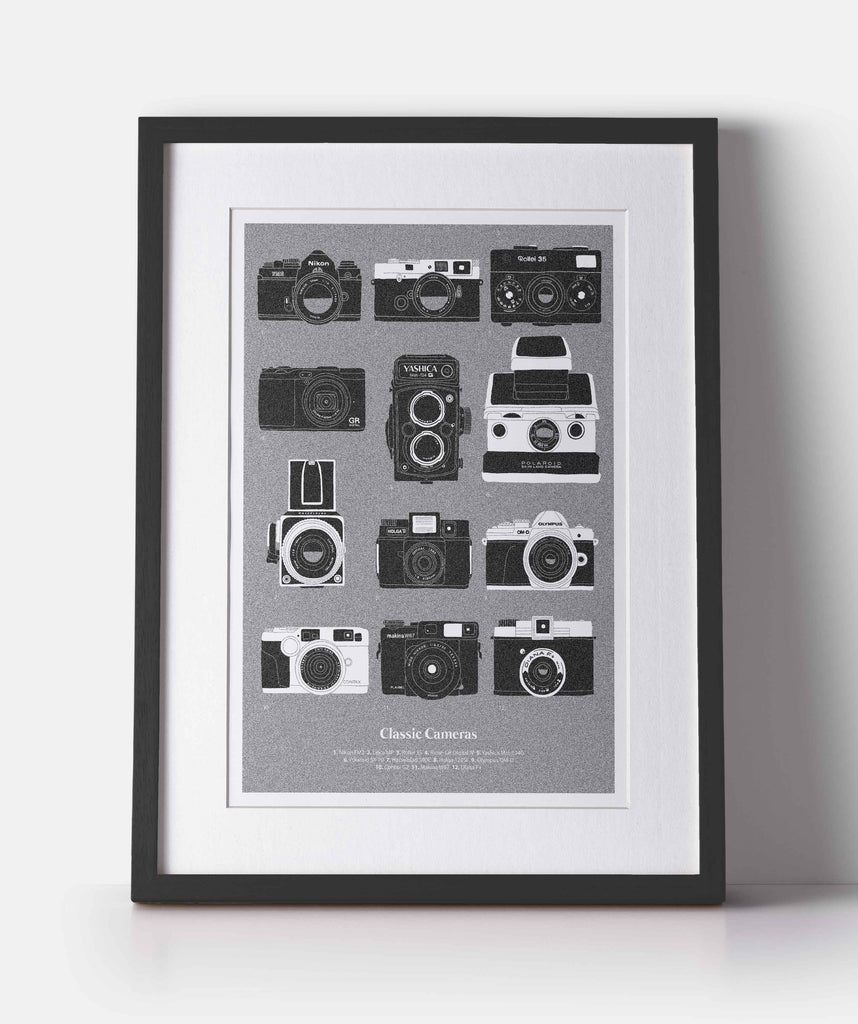Classic Cameras - The Collective Press