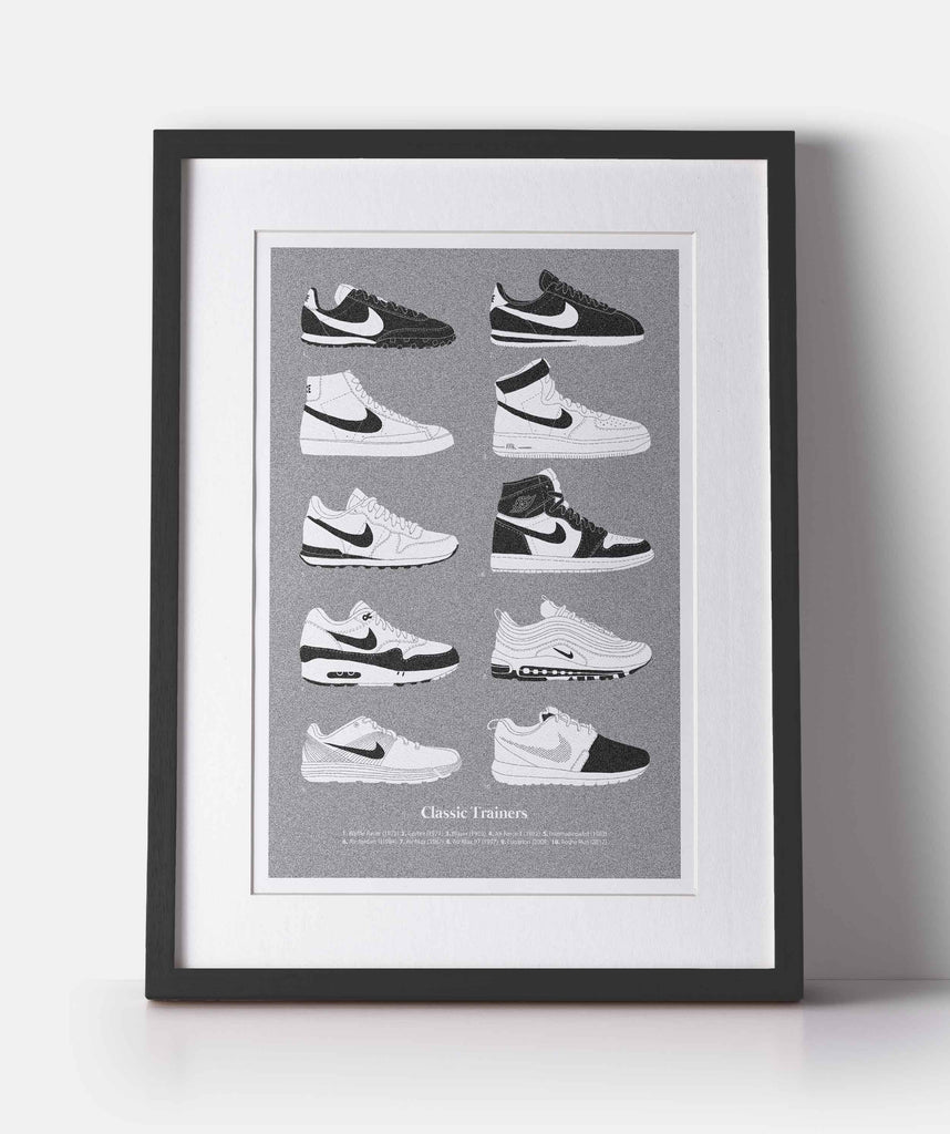 Classic Trainers - The Collective Press