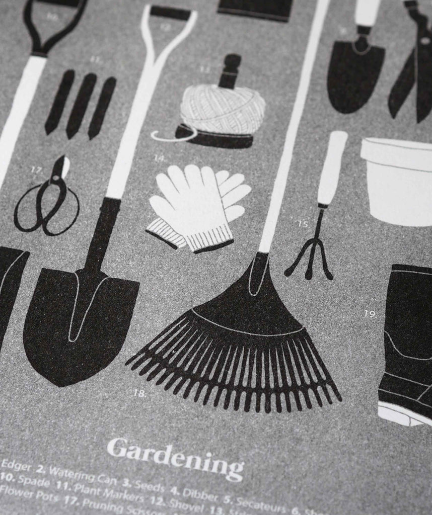 Gardening - The Collective Press