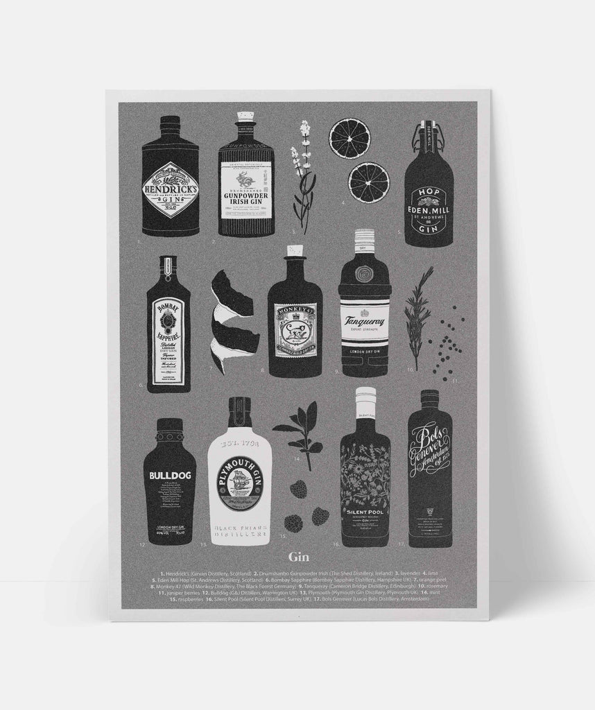 Gin - The Collective Press