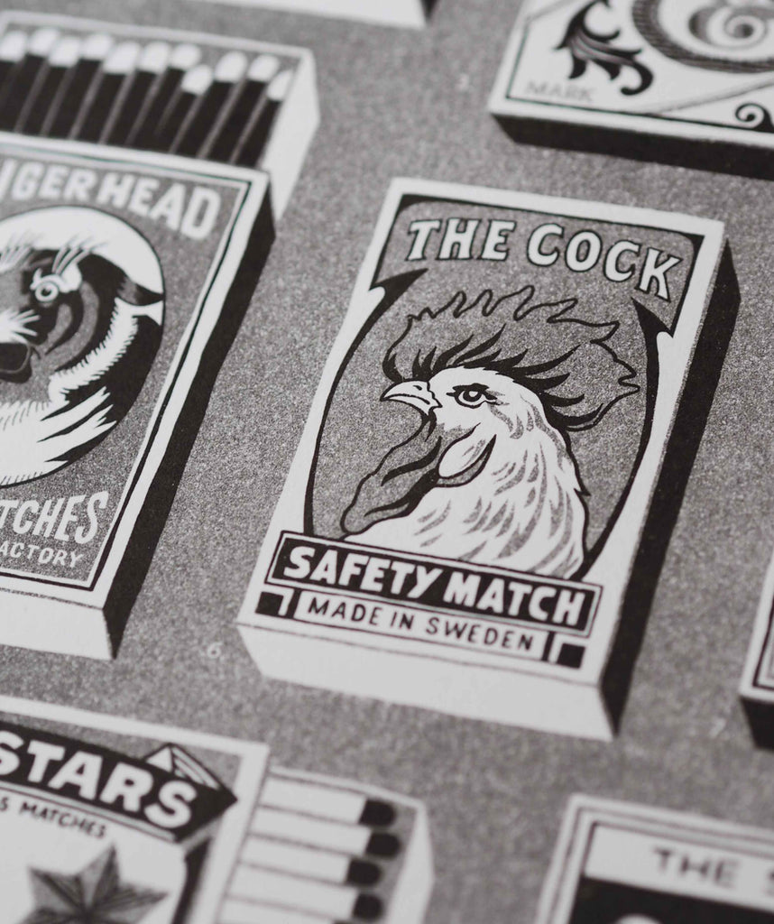 Matchboxes - The Collective Press