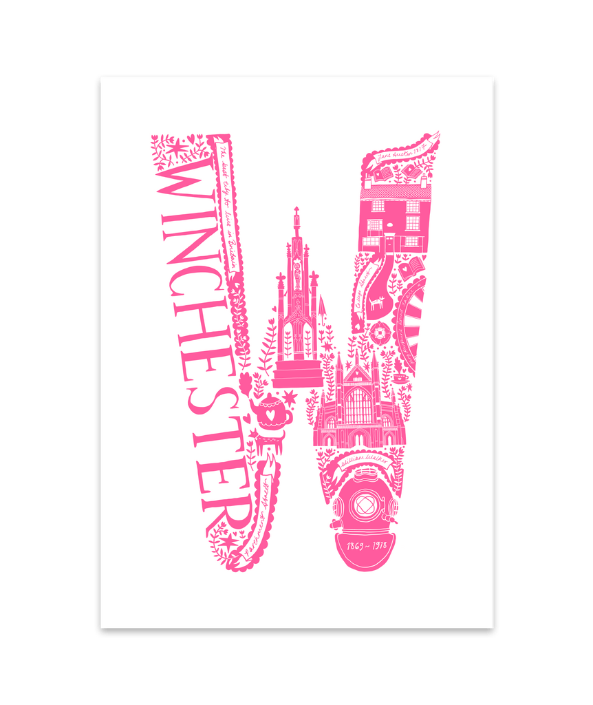 Winchester Screen Print (Discontinued)