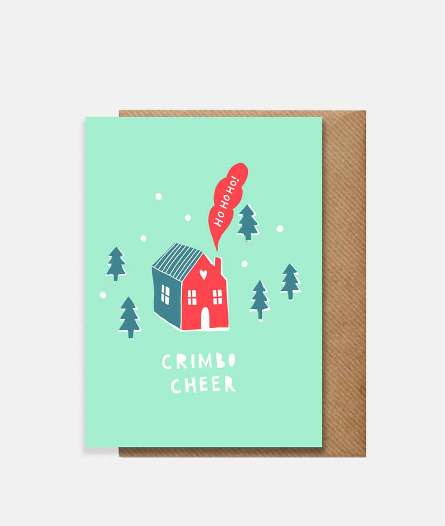 Crimbo Cheer Card