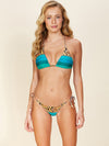 Shantal Triangle Tie Side Bikini