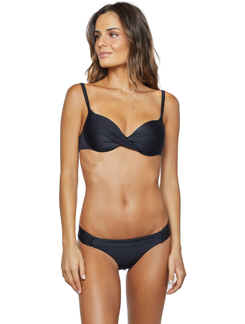 Underwire Structured Bikini