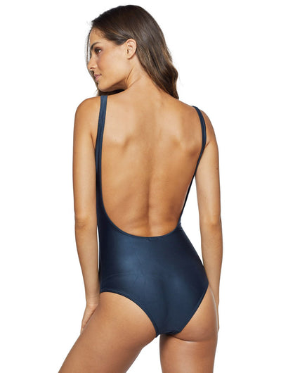 Deep Back One Piece