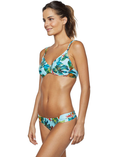 Curacao Double Strap Underwire Structured Bikini