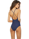 Amethyst Embroidered One Piece