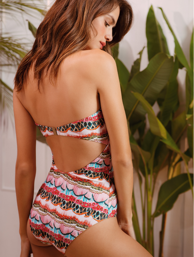 Dominica Bandeau One Piece