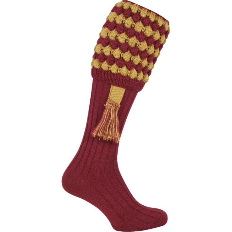 Pebble Shooting Sock