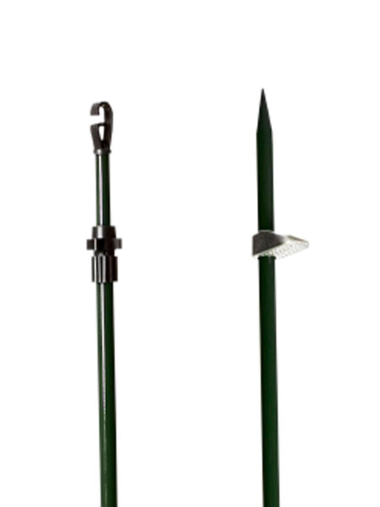 Hide pole Green 120-180 cm (Single)