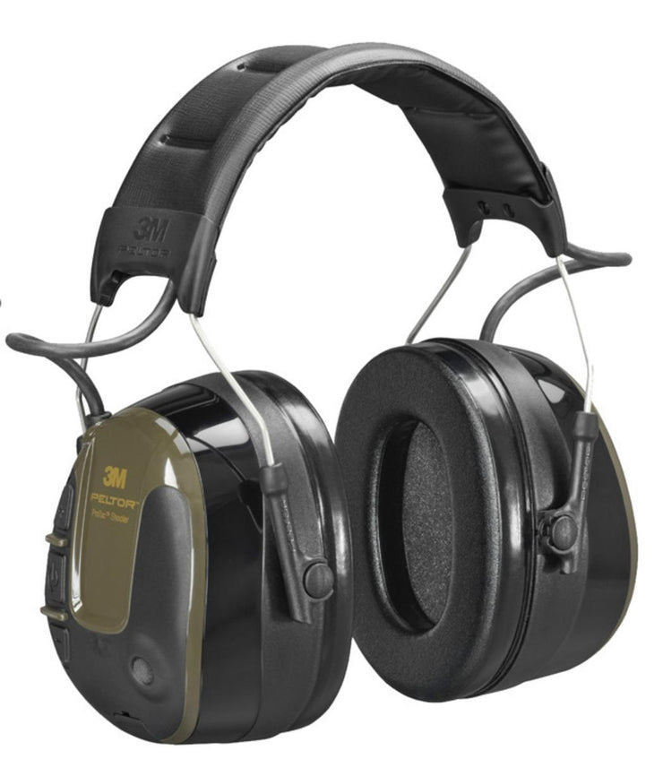 ProTac Shooter Electronic Hearing Protection by 3M