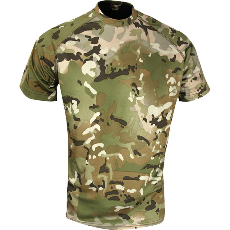 Mesh Tech T shirt Vcam