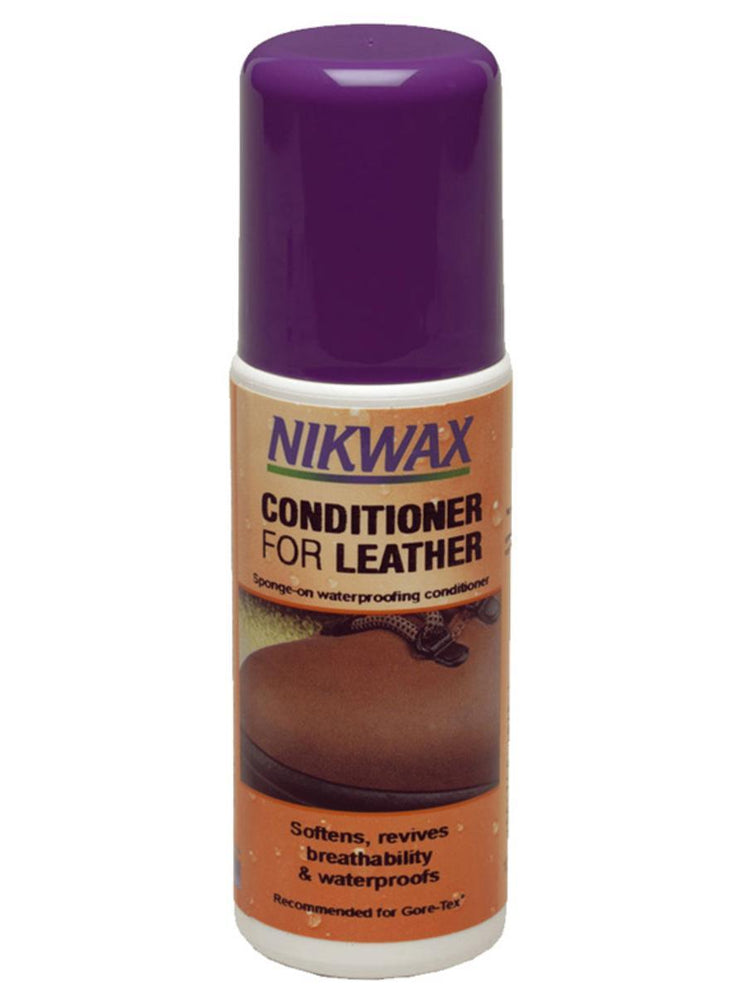 Nikwax Conditioner for Leather applicator 125ml