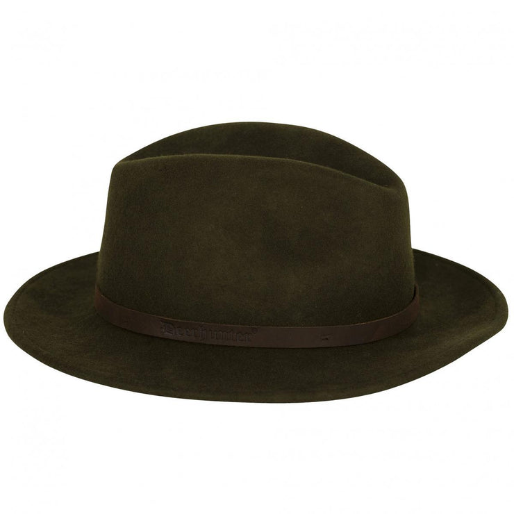 Adventurer Felt Hat Green