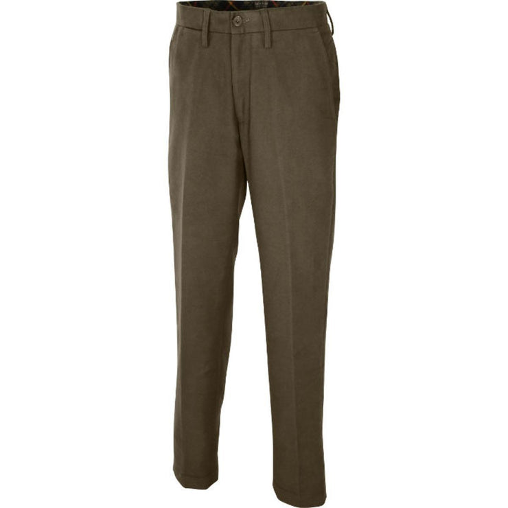 Moleskin Trousers Brown