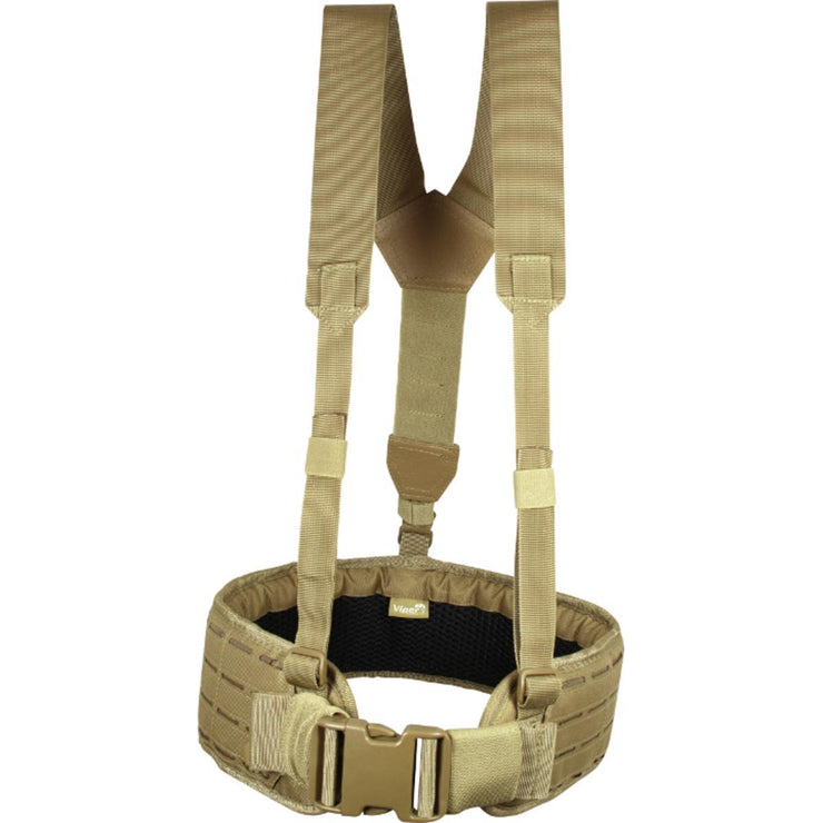 Skeleton Harness Set Coyote