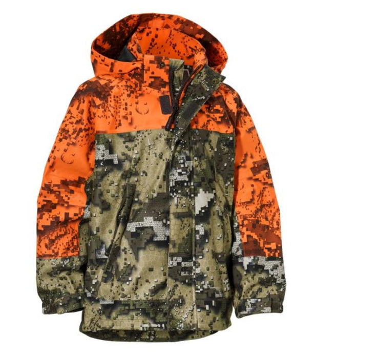 Ridge JR Jacket Desolve Fire Veil
