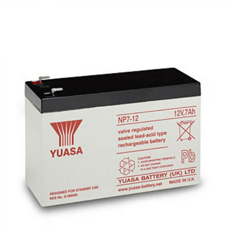 12v 7ah Battery Only Cluson CB2
