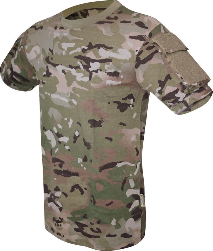 Tactical T Shirt VCAM