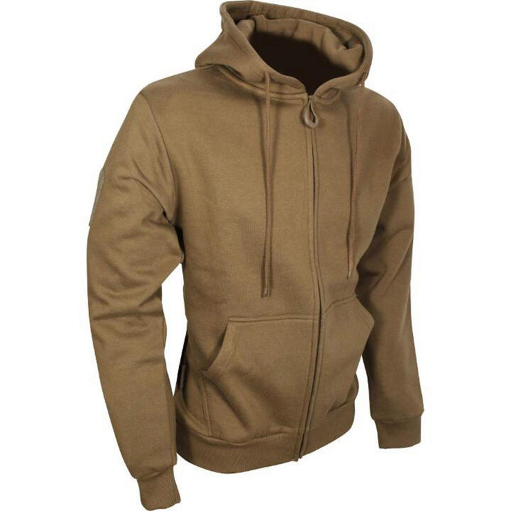 Tactical Zipped Hoodie