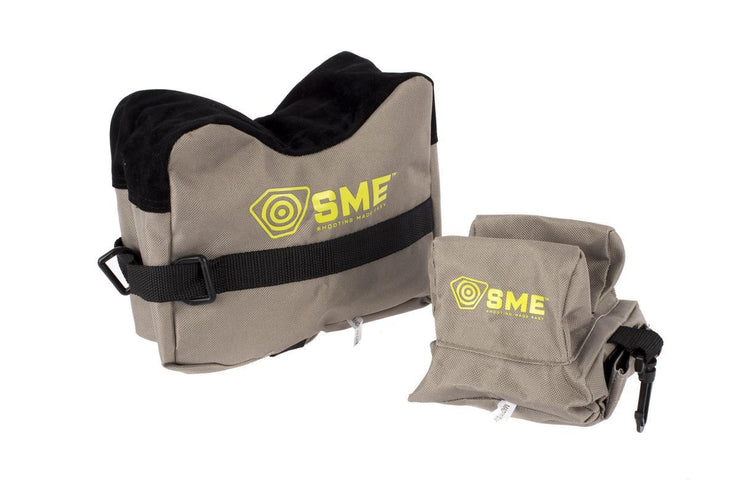 2 Piece Shooting Bags Unfilled