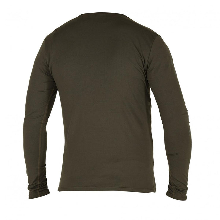 Greystone T shirt L S Timber